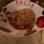 Die besten Spaghetti Gambas.