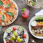 Signature Pizza and Salads