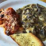 Chicken Piccata at Peter's Place