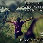 Retiros Espirituales, Zacatlán, Puebla