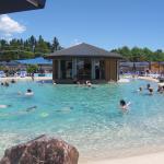 New Heated swimming Pool