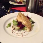 We enjoyed a lovely midweek family meal at The Bell Inn and would, and will be, recommending her