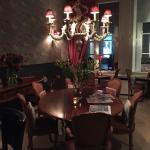 Characterful hotel bar