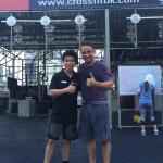 Amazing venue!! I enjoyed my visit a lot today with great company and a nice WOD! I have got my