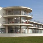 The De La Warr Pavilion just one minutes walk away