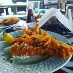 Best fish and chips in Limassol