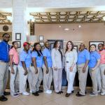 Hampton Inn and Suites Montgomery Downtown Team