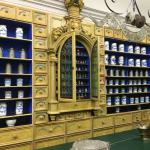 Archeological museum and apothecary