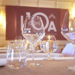 interno ristorante l'Oa Arenzano