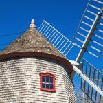 Old Eastham Windmill Detail