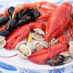 We specialize in fresh seafood, both dine-in and take-out