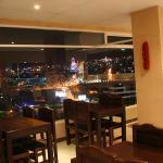 Vista panorámica de la ciudad de Ambato