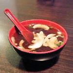 Onion soup, tastes as good as it looks!