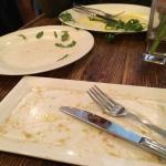 empty plates explain everything ;)