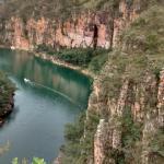 canyon visto de cima