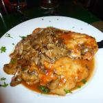 Chicken Marsale