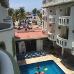 Photo of Hotel Zicatela Dorada