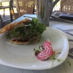 Mediterranean focaccia - delicious
