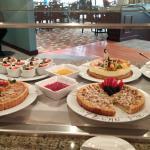 Daly's Restaurant - brunch - desserts.