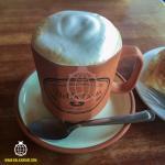 big cappuccino