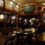 prostor restaurace