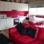 Kitchen, dining,lounge