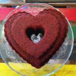 Bizcocho red velvet