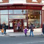 King Edward Fish & Chips Restaurant Weymouth