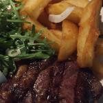 Great steak