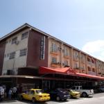 Hotel Dos Continentes Foto