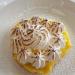 Tarte citron à la meringue