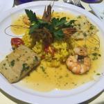 Restaurante la Piazzetta Foto