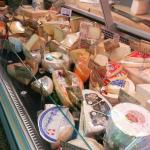 French cheese selection!