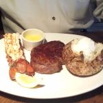 Surf and Turf.