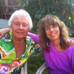 Your hosts, Sande & Bob
