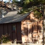 Roosevelt Lodge Cabins Foto
