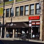 Cafe Vienna, 2523 Clark St. Chicago, IL