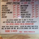 Foto di Arris' Pizza Palace