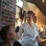 Helt Otroligt 👌🏼  Servicen utmärkt... Mat & Dryck Smakade utsökt.. Väldigt Italienskt! Besök d