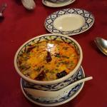 The best Tom Kha Gai soup!