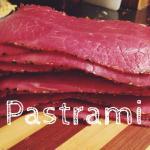 Lonchas de Pastrami