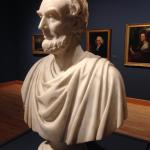 Bust of Abraham Lincoln - Sarah Fisher Ames, ca. 1864-66