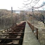Former Tatsubagawa Bridge