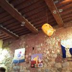 "Locanda's Wine Bar ""E lucevan le stelle""- Enrico Paolucci Temporay Exhibition"