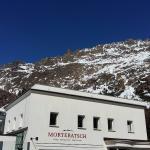 Hotel Restaurant Morteratsch Foto