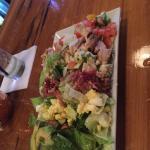 Small Cobb salad