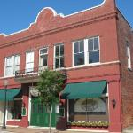 "Morgan's building was built in 1912 and was known as the ""New Bern Garage Company"