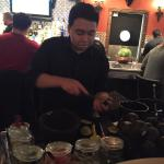 Fantastic Uncle Julio's experience!! Tableside guac and chipotle chicken quesadilla! Wonderful!