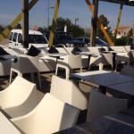 Terraza Chillout para las cenas de verano