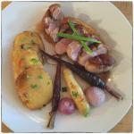 Duck Breast Pommes Sarladaises Cannon Beach Cafe